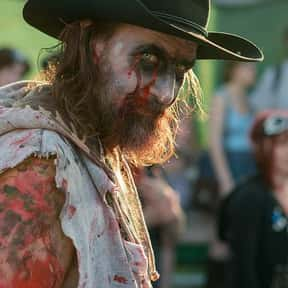 Who Do Zombie Cowboys Fight? is listed (or ranked) 20 on the list The Best Cowboy Jokes
