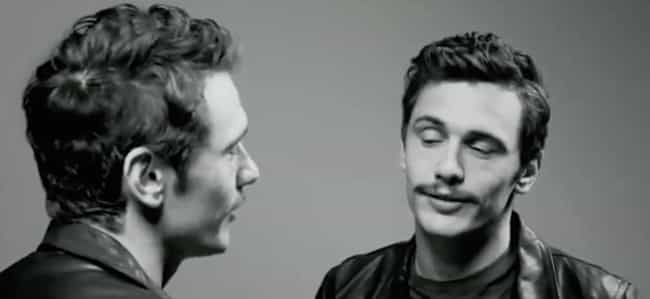 Straight Franco Intervie... is listed (or ranked) 8 on the list The 25 Weirdest Things James Franco Has Ever Done