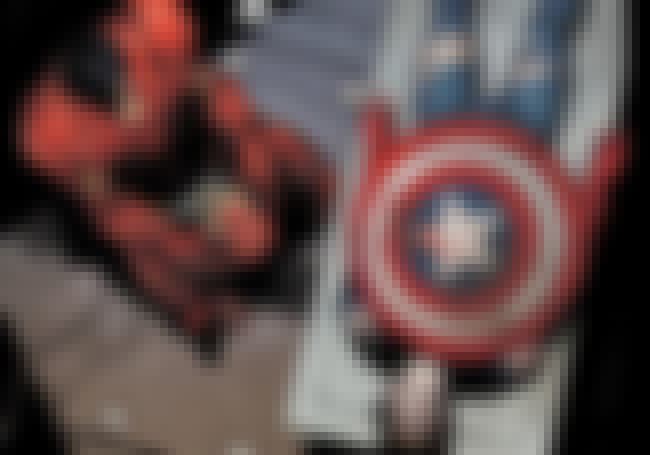 Tony Stark on Captain America'... is listed (or ranked) 2 on the list The Most Emotional Moments in Comics