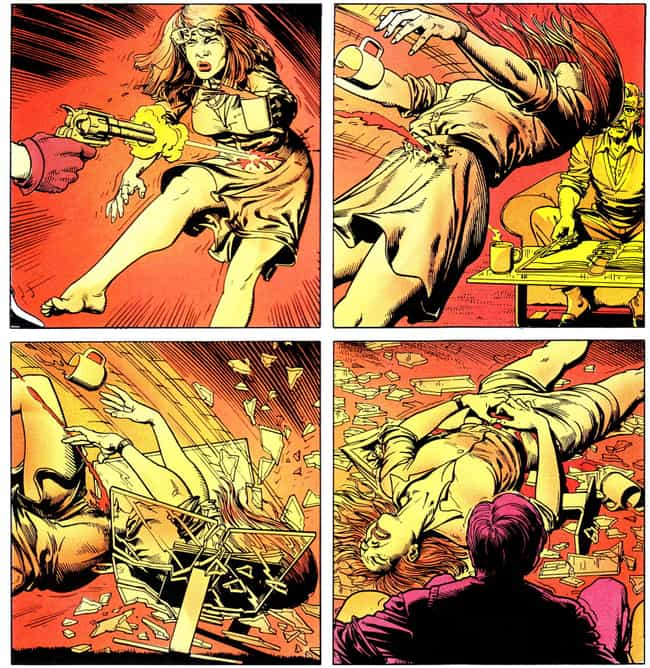 Barbara Gordon's Maiming... is listed (or ranked) 4 on the list The Most Emotional Moments in Comics