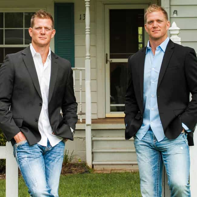 David and Jason Benham is listed (or ranked) 4 on the list Sets Of Famous Twins Who Are Both Gay