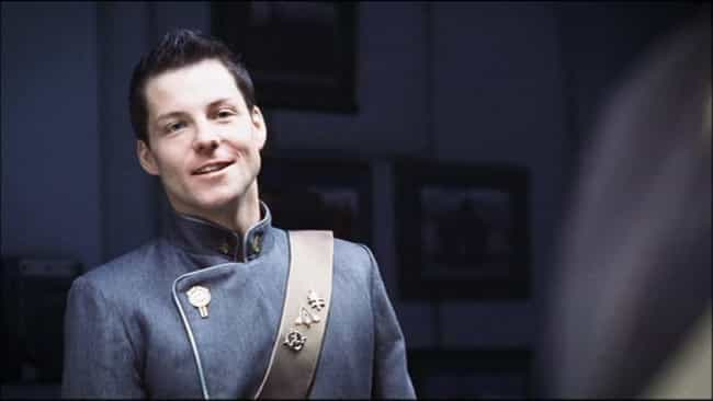 Dress Uniform Adama is listed (or ranked) 2 on the list The Best Lee Adamas from Battlestar Galactica