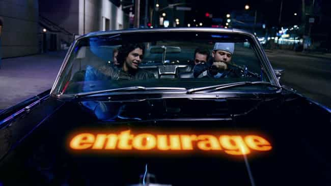 "There Is No ""10 Minutes Aw... is listed (or ranked) 1 on the list 23 Things Entourage Got Wrong About Hollywood"