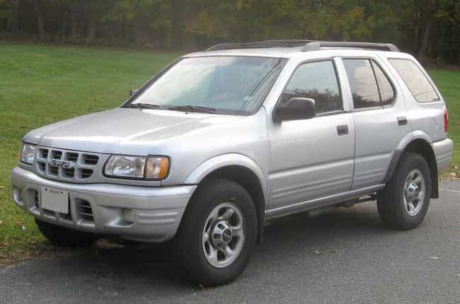 Isuzu Mysterious Utility Wizar... is listed (or ranked) 4 on the list The 29 Funniest Car Names Ever Coined