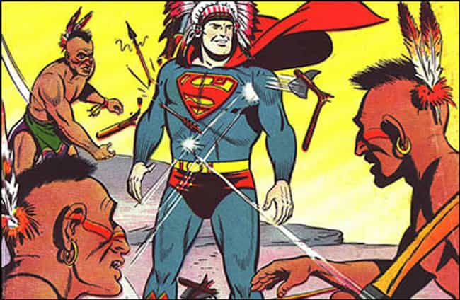 Superman, Defender Of White Ow... is listed (or ranked) 3 on the list The Most Racist Moments in Comics