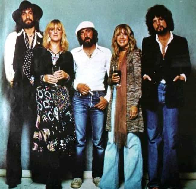 Fleetwood Mac's Guitarist Curs... is listed (or ranked) 3 on the list 20 Otherworldly Curses in the Music Industry