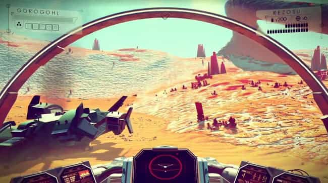 No Man's Sky is listed (or ranked) 1 on the list The 14 Biggest Flops In Video Game History