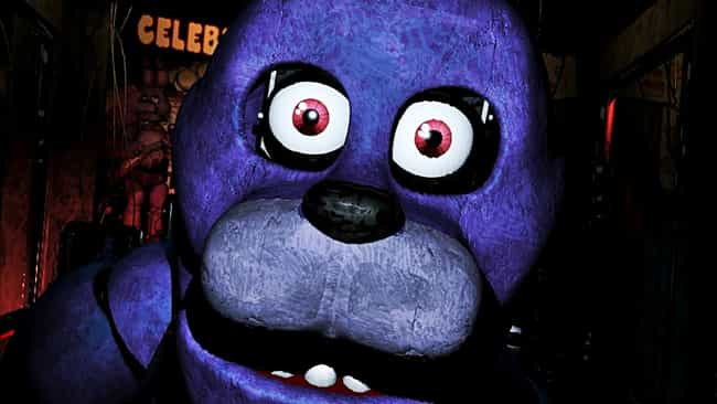 The Creator Is Horrified Of Bo... is listed (or ranked) 3 on the list 20 Facts You Didn't Know About 'Five Nights At Freddy's'