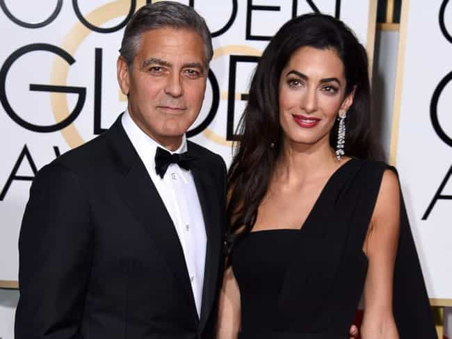 George and Amal Clooney is listed (or ranked) 4 on the list Celebrity Couples We Wish We Knew More About