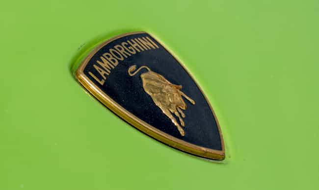 Lamborghini is listed (or ranked) 1 on the list The Best Car Logos Ever Designed