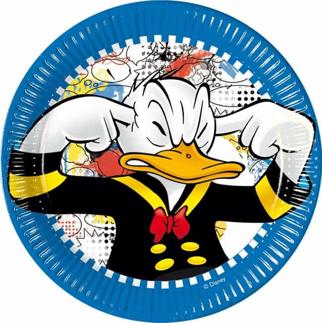 Donald Duck Party is listed (or ranked) 2 on the list The Most Outrageous Political Parties You Won't Believe Are Real