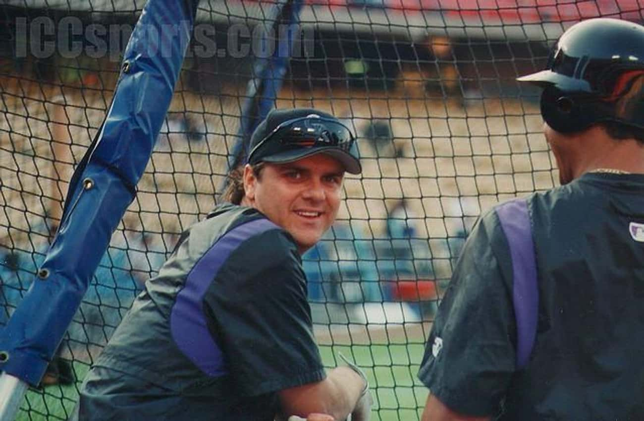 Larry Walker and the Number 3  is listed (or ranked) 4 on the list The Craziest Superstitions in Sports