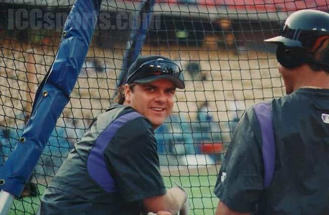 Larry Walker and the Number 3 ... is listed (or ranked) 4 on the list The Craziest Superstitions in Sports