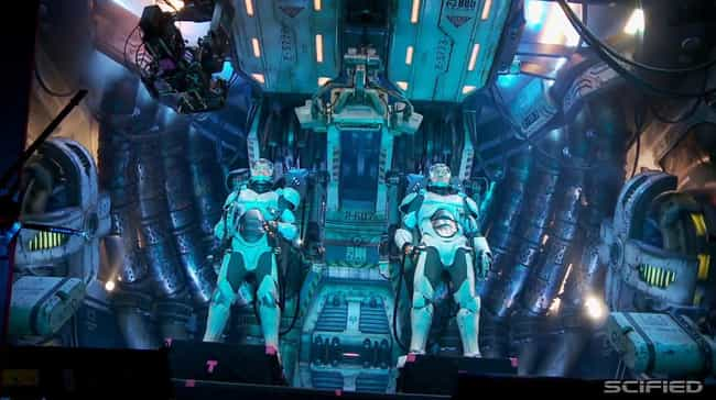 Del Toro Wanted the Movi... is listed (or ranked) 2 on the list 25 Behind the Scenes Facts from Pacific Rim