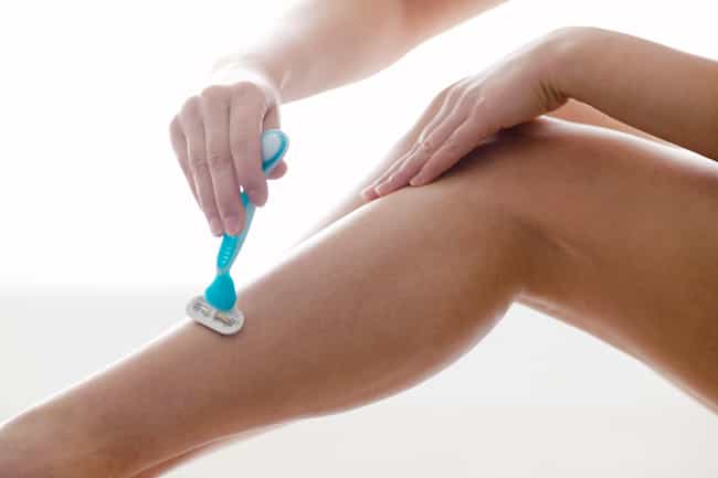 Don't Shave Right Before a Ped... is listed (or ranked) 2 on the list 25 Things Your Nail Salon Doesn't Want You to Know