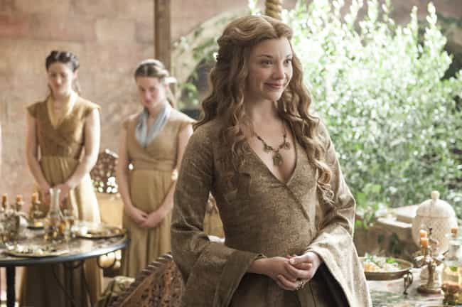 Margaery's No Tea No Sha... is listed (or ranked) 5 on the list The Best Hairstyles on 'Game of Thrones'