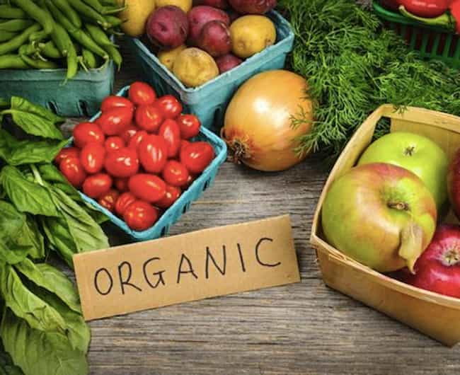 Buying Organic Produce M... is listed (or ranked) 4 on the list The Most Alarming Effects of Everyday Actions