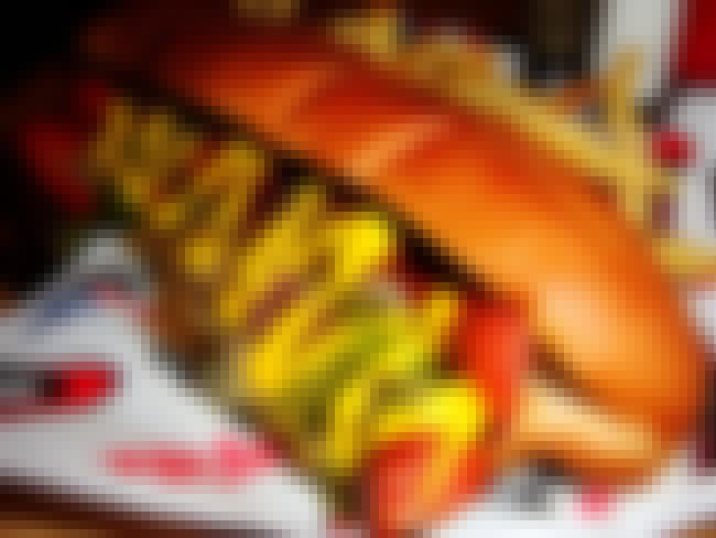 The ESPN Club Offers a Hot Dog... is listed (or ranked) 1 on the list The Biggest Hot Dogs in the World