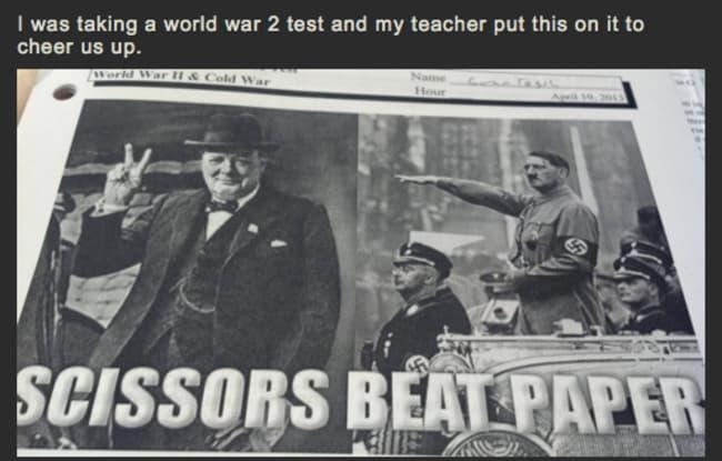 Random Teachers You Wish You Had When You Were In School
