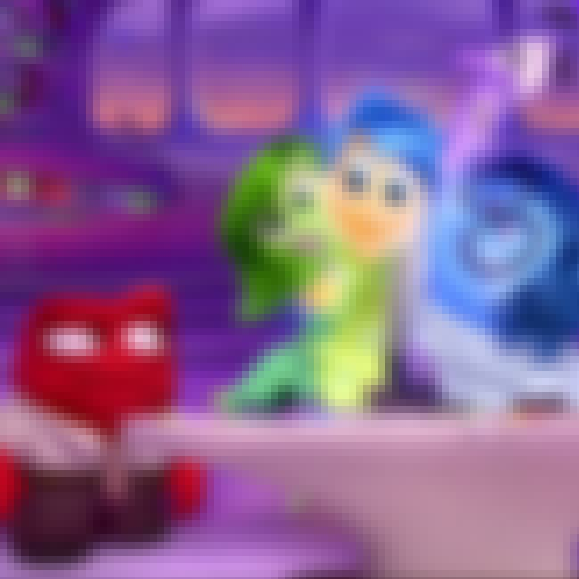 No Bears in San Francisco is listed (or ranked) 4 on the list Inside Out Movie Quotes