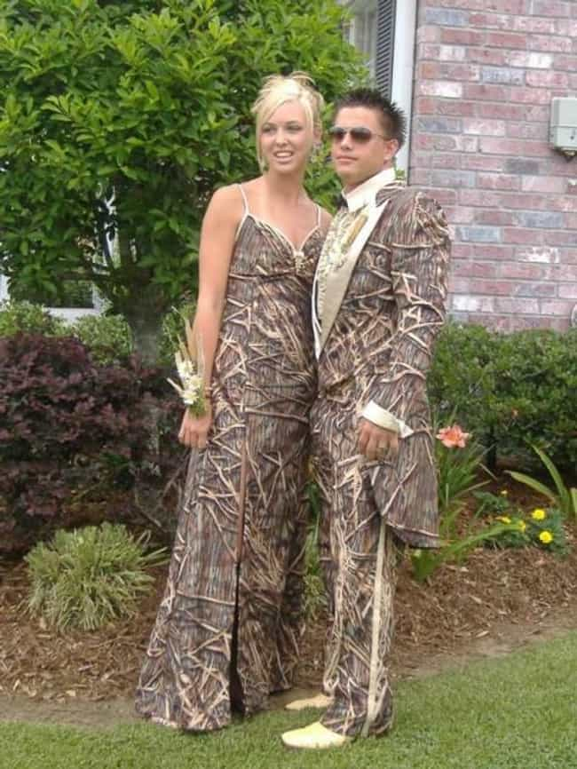 We Get It. You Have Guns. is listed (or ranked) 2 on the list The Trashiest Formal Photos Ever Taken