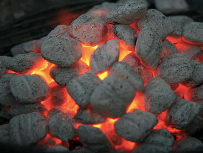 Wait for Your Coals to Turn Gr... is listed (or ranked) 1 on the list BBQ Hacks Every Grill Master Should Know