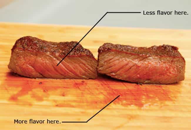 Always Let the Meat Sit for a ... is listed (or ranked) 2 on the list BBQ Hacks Every Grill Master Should Know