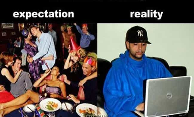 The Horrible Truth About... is listed (or ranked) 4 on the list The Best Expectation vs Reality Pictures Ever