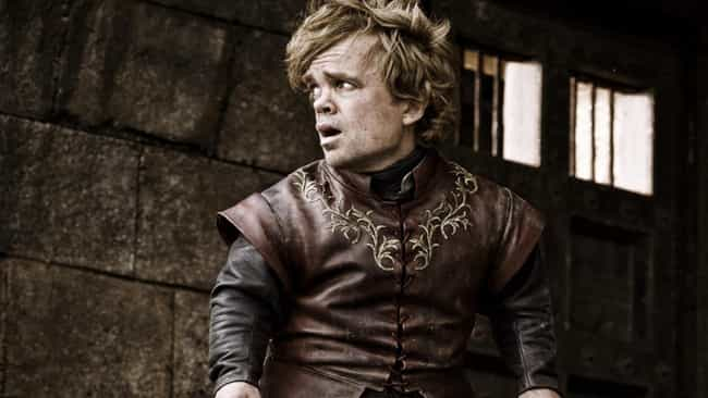 Tyrion Being Forced To W... is listed (or ranked) 4 on the list Horrifying Things That Game of Thrones Treated a Little Too Casually