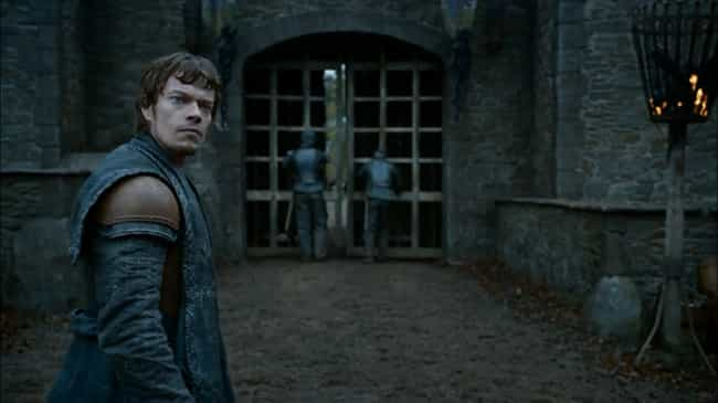 Theon Murdering Peasant ... is listed (or ranked) 3 on the list Horrifying Things That Game of Thrones Treated a Little Too Casually