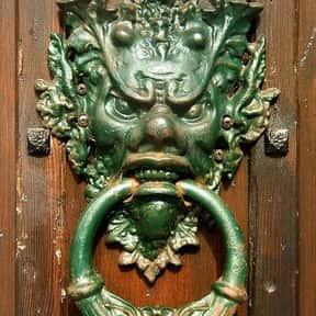 Where Do Door Knockers Get Edu is listed (or ranked) 24 on the list The Funniest Teacher Jokes