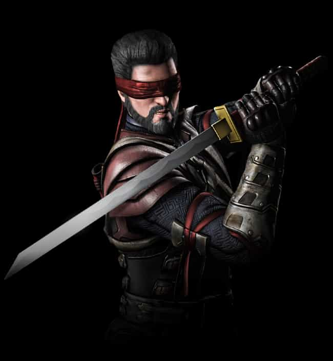 Kenshi Takahashi is listed (or ranked) 4 on the list The Most Hardcore Blind Fictional Characters