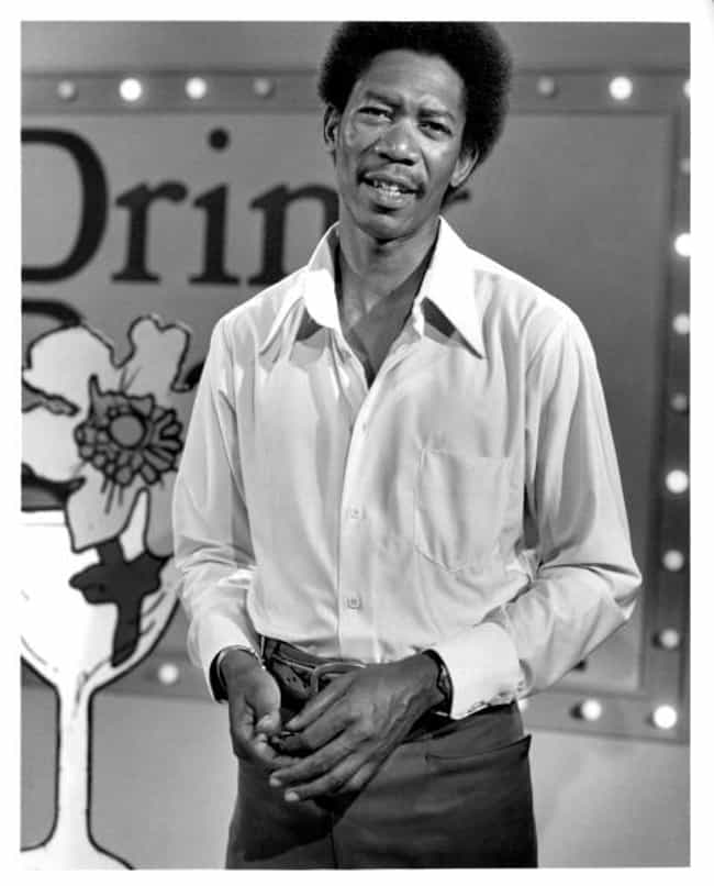 Morgan Freeman Still Loo... is listed (or ranked) 2 on the list 5 Photos of Young Morgan Freeman