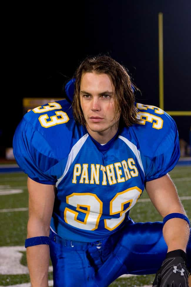 Taylor Kitsch Stole a Prop is listed (or ranked) 3 on the list 20 Fun Facts to Know About Friday Night Lights