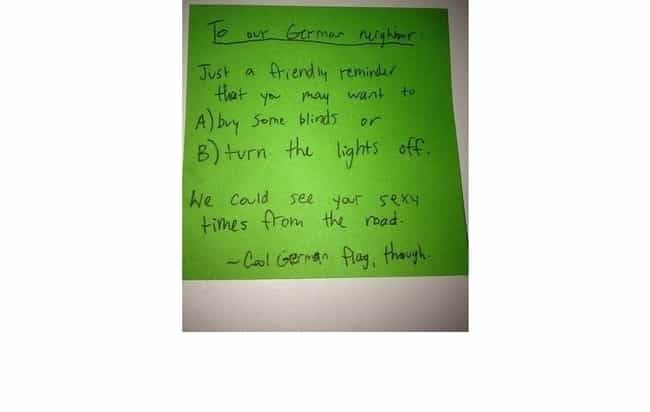 32 Hilariously Passive Aggressive Sex Notes
