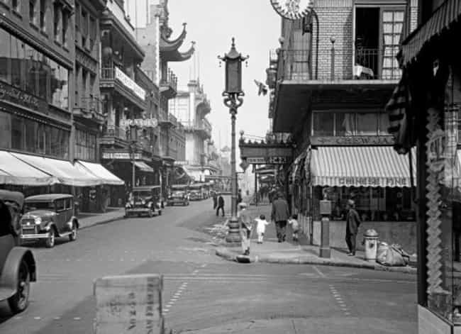 Chinatown, 1930 is listed (or ranked) 2 on the list 18 Astonishing Photos of San Francisco History