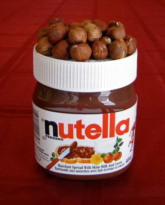 Eating Nutella Is Contri... is listed (or ranked) 1 on the list The Most Alarming Effects of Everyday Actions
