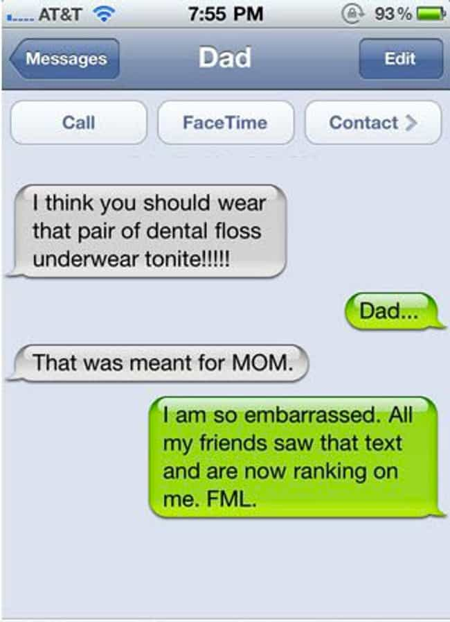 30+ Wonderful Texts That Only Your Dad Would Send