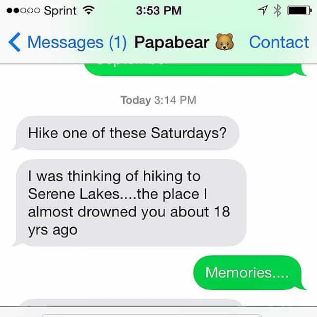 30 + Wonderful Texts That Only Your Dad Would Send