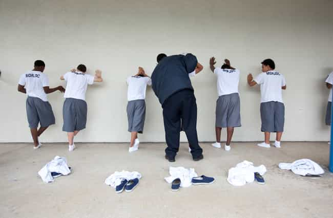 There Are Thousands of Youths ... is listed (or ranked) 1 on the list 25 Things You Didn't Know About Juvenile Hall