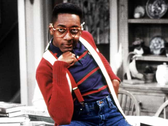 Steve Urkel Was Based On A Rea... is listed (or ranked) 6 on the list 25 Things You Didn't Know About Family Matters