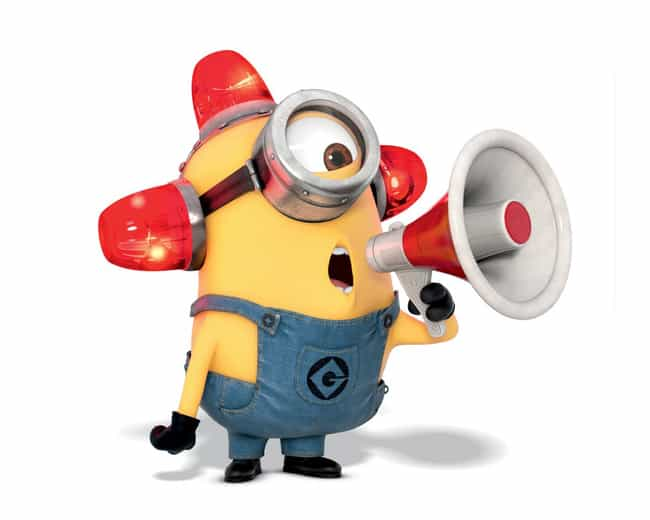 Minions - Despicable Me ... is listed (or ranked) 4 on the list 20 Side Characters That Stole the Spotlight