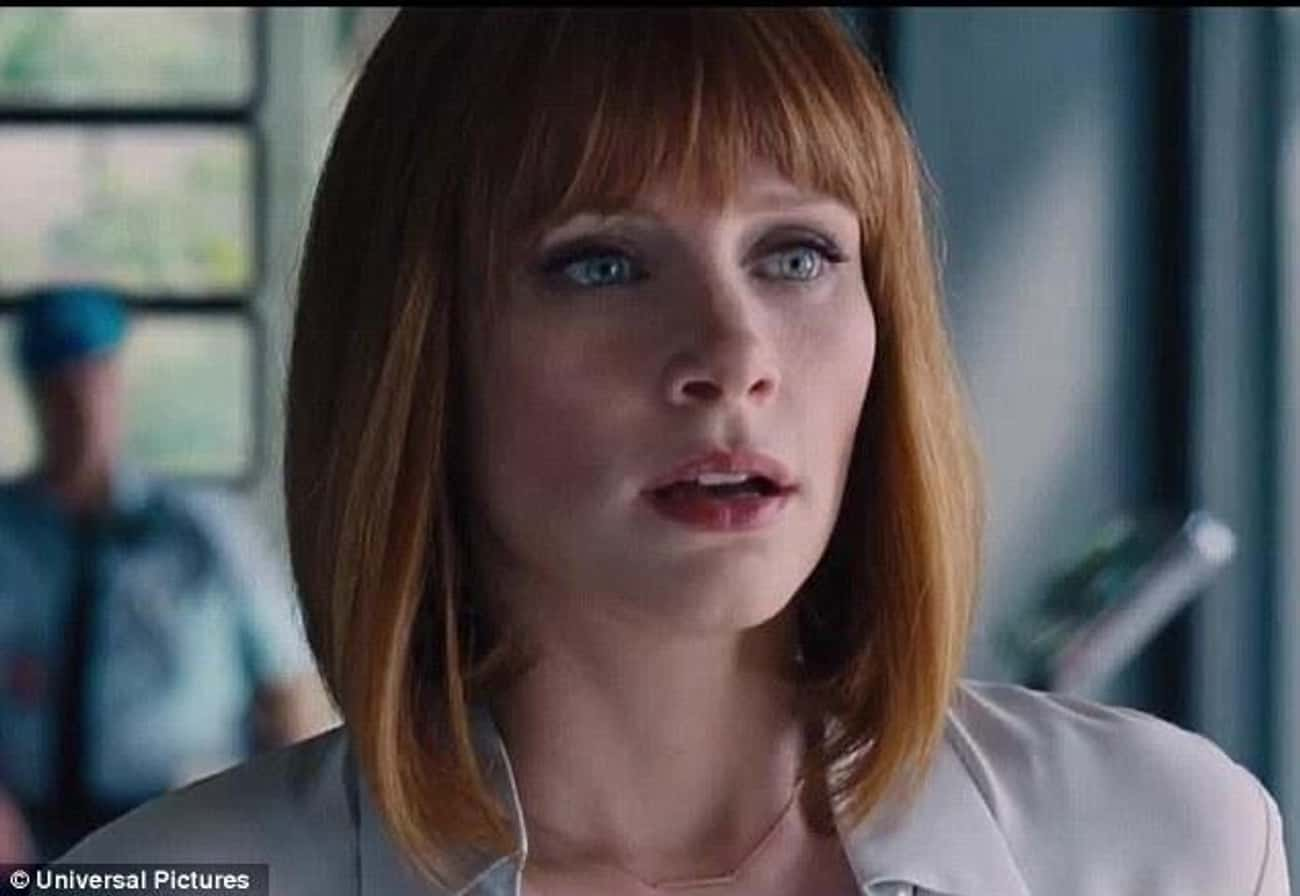 Claire is listed (or ranked) 2 on the list The Greatest Bangs in Movie History