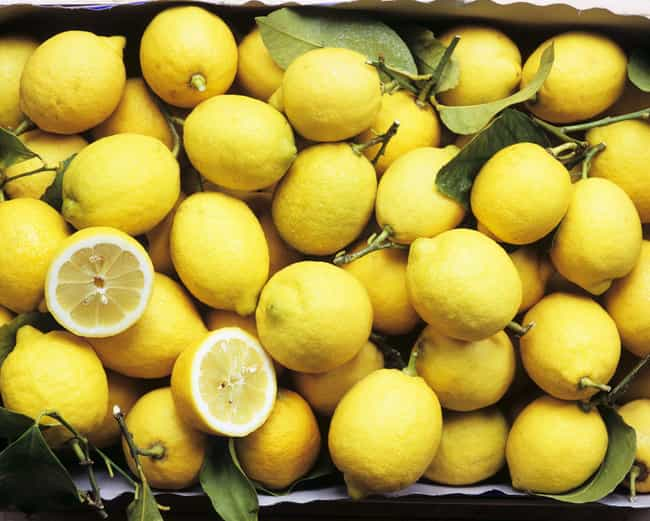 "Lemons is listed (or ranked) 2 on the list Weird ""Birth Control"" Methods from Around the World"