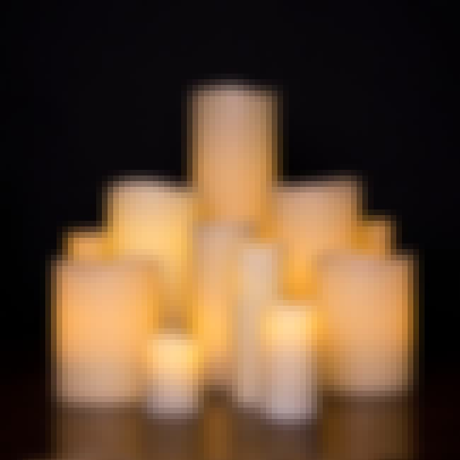Use Flame-Less Candles in Your... is listed (or ranked) 3 on the list The Best College Tips for Freshmen Year (and Beyond)