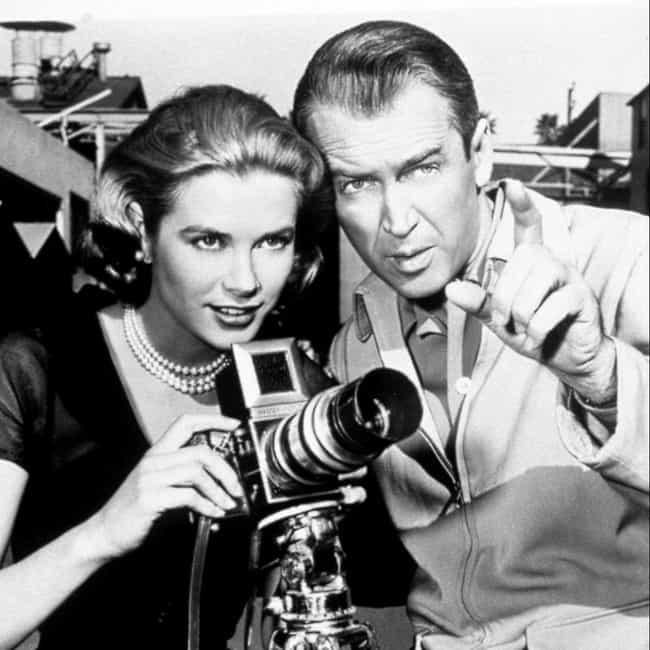 James Stewart And Grace ... is listed (or ranked) 2 on the list Onscreen Couples That Could Be Father And Daughter