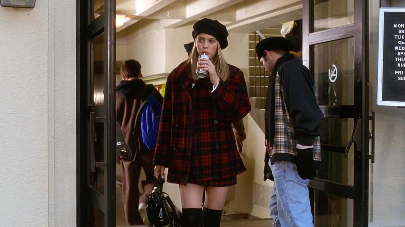 Red and Black Plaid is listed (or ranked) 1 on the list The Best Outfits from Clueless