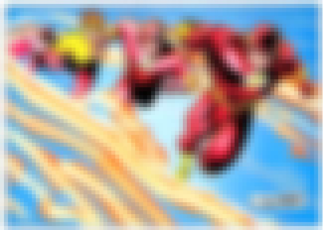 The Flash (Wally West) is listed (or ranked) 2 on the list The Fastest Characters In Comics