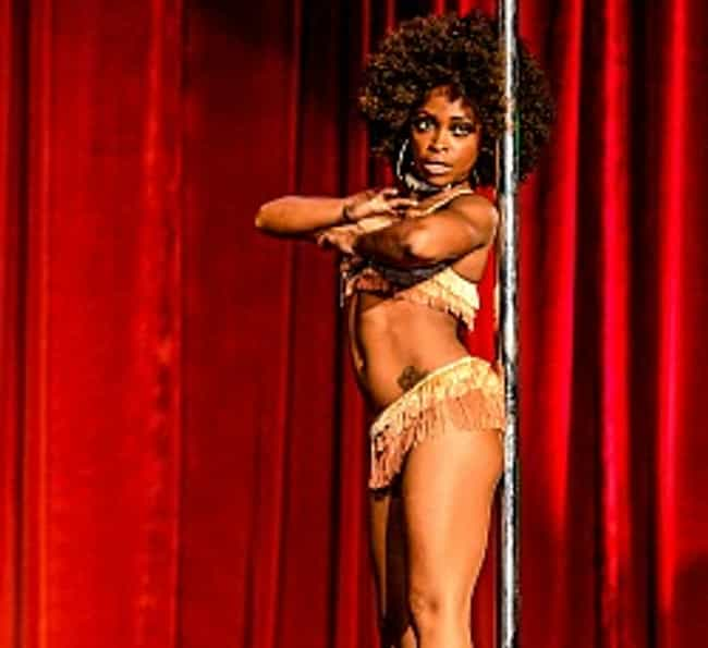 Exotic Dancing Can Get You RIP... is listed (or ranked) 3 on the list Everything You'd Ever Want to Know About Strippers