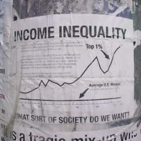 Income Inequality is listed (or ranked) 22 on the list The Social Issues You Care About Most